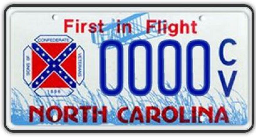 Confederate_flag_license_plate_NC.JPG