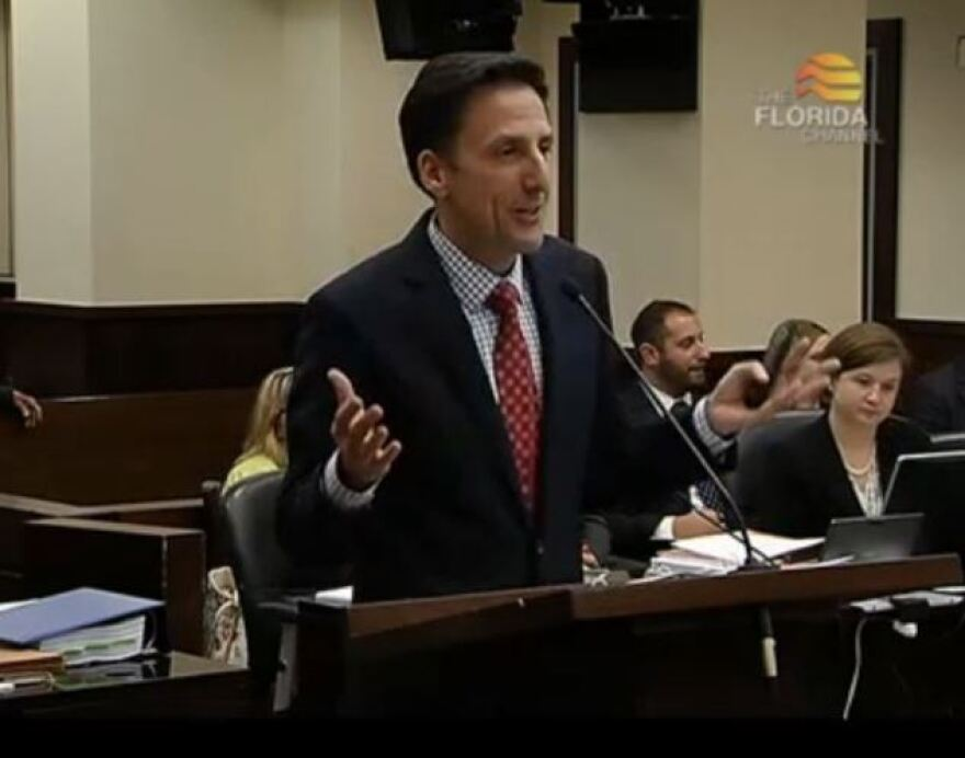 "Attorney Rocco Testani, outside counsel for the Florida Legislature, argued the state is not only meeting but exceeding a 1998 constitutional mandate to provide a ""high quality"" and ""uniform"" system of free education."