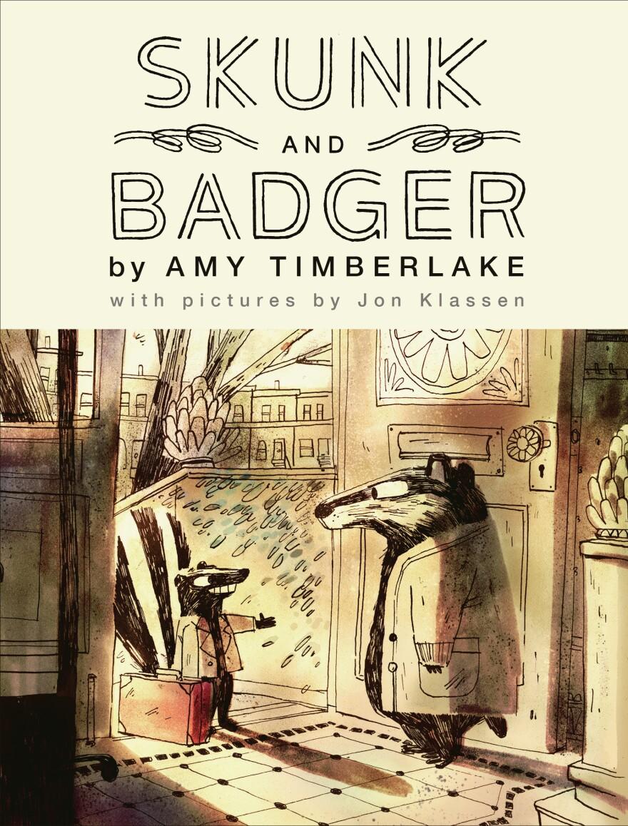 <em>Skunk and Badger</em>, by Amy Timberlake