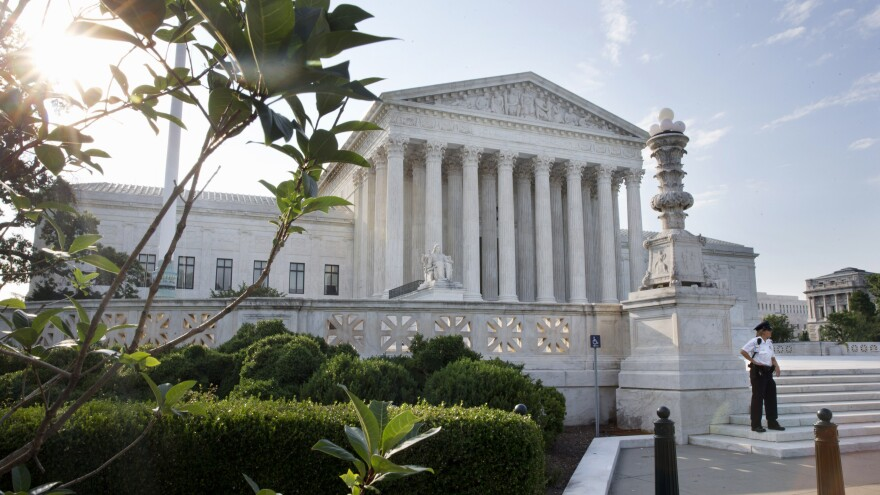 At the heart of the case ruled on by the Supreme Court Thursday are the exchanges where people go online to shop for individual insurance.