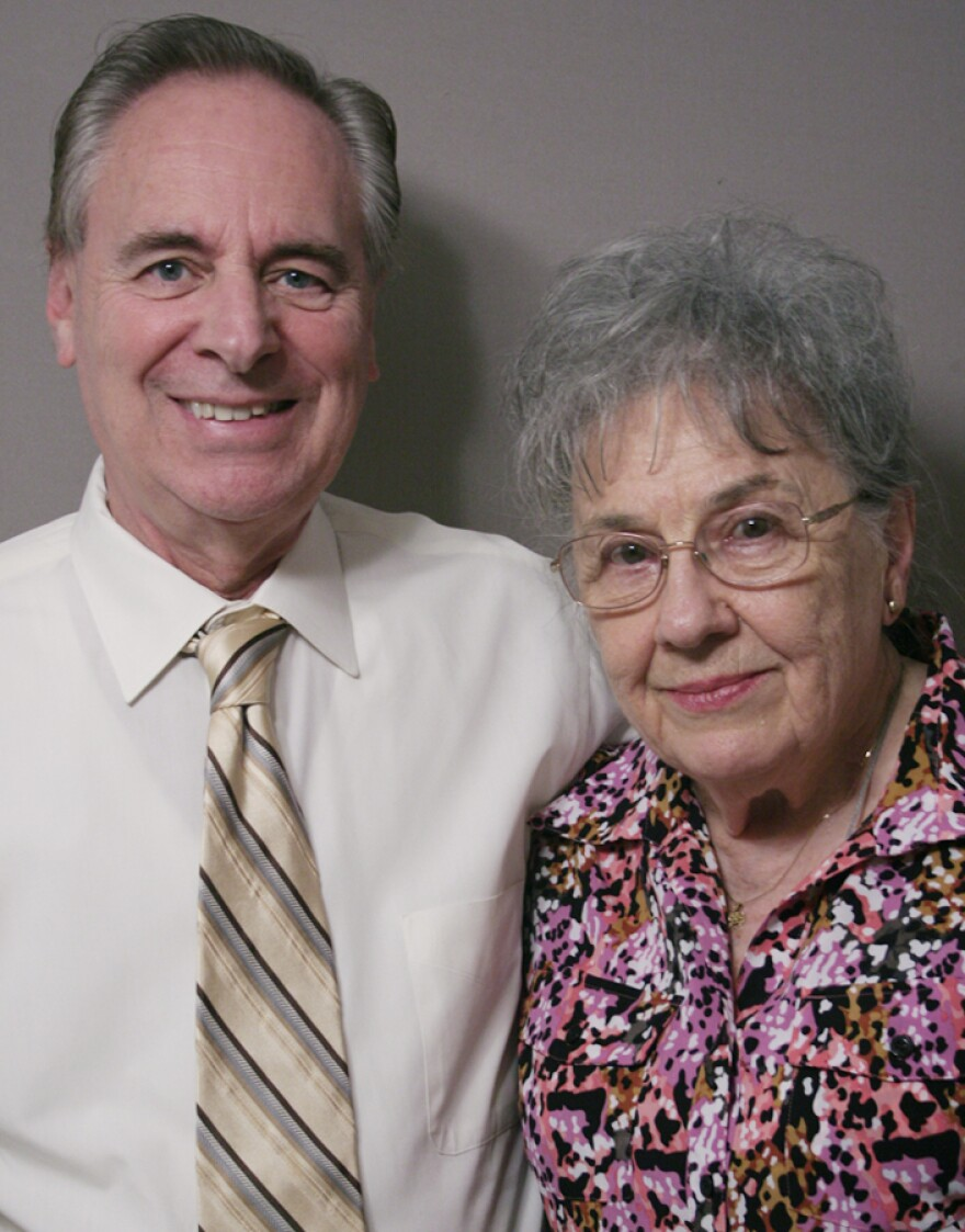 John Cruitt reunited with his third-grade teacher, Cecile Doyle, to tell her about the impact she had on him as he coped with his mother's death.