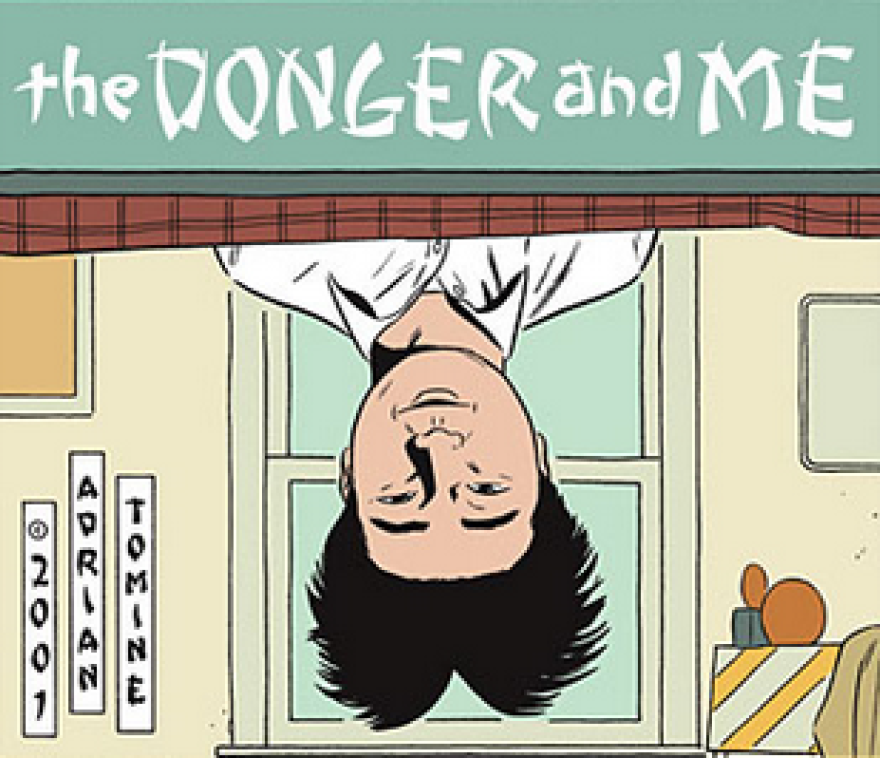 """In 2001, graphic novelist Adrian Tomine (<a href=""""http://drawnandquarterly.com/shortcomings/""""><em>Shortcomings</em></a>) published a pungent one-page comic describing his own history with the legacy of Long Duk Dong."""