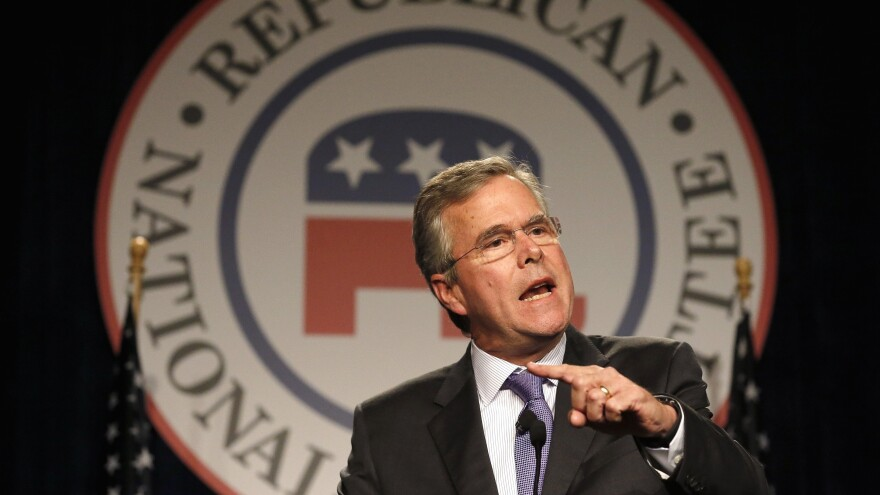 Former Florida Gov. Jeb Bush had a tough week with his changing positions on the Iraq War and trying to explain whether he would have authorized it, knowing what we know now.