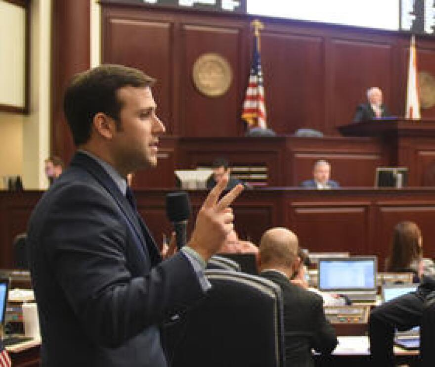 Rep. Chris Sprowls (R-Palm Harbor)