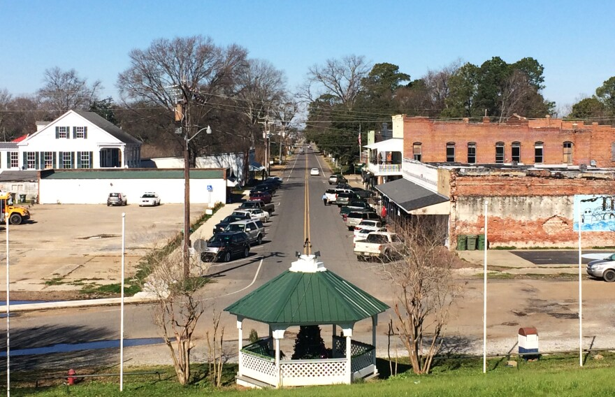 St. Joseph, La., a town of about 1,100 people in northern Louisiana.