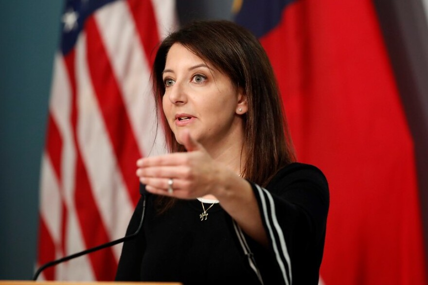 Mandy Cohen 12-15 briefing