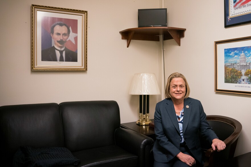 Rep. Ileana Ros-Lehtinen, R-Fla., is retiring at the end of this year after three decades in the House. The first Latina elected to Congress, she is leaving with a warning for her party about the need to reach out to more women and minority voters.