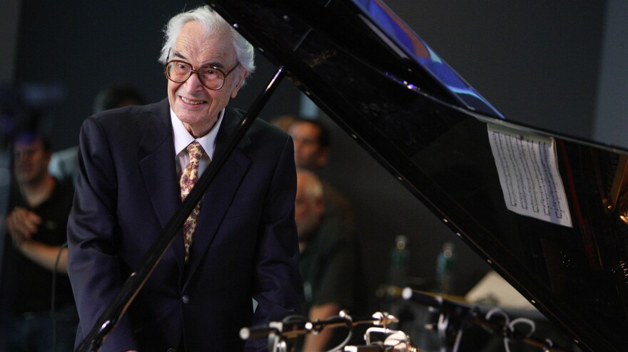 In a 1999 interview with <em>Fresh Air</em>'s Terry Gross, Dave Brubeck talked about his decades in the music industry and his first love: rodeo roping.
