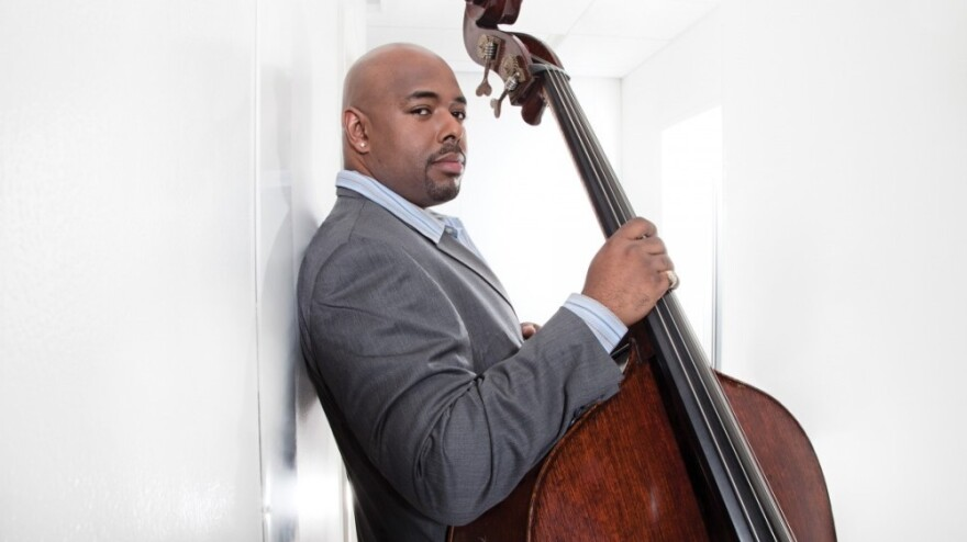 Jazz bassist Christian McBride has just released two albums — a set of intimate duets called <em>Conversations with Christian</em> and a big-band affair called <em>The Good Feeling</em>.