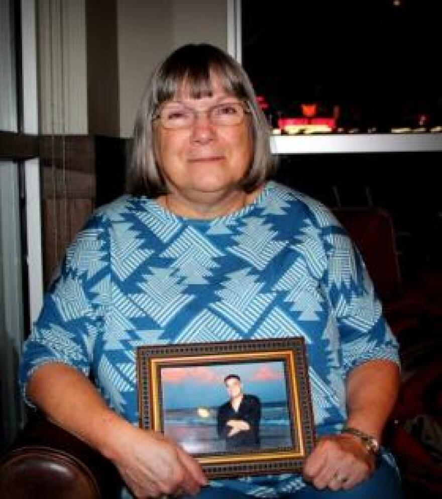Maureen Cover-Bryan founded Ozark Outreach after her son, Colin Bryan, a U.S. Army veteran, died by suicide in 2011. Ozark Outreach is an effort to moderate support groups for loss survivors in Benton, Washington, Madison and Carroll counties.