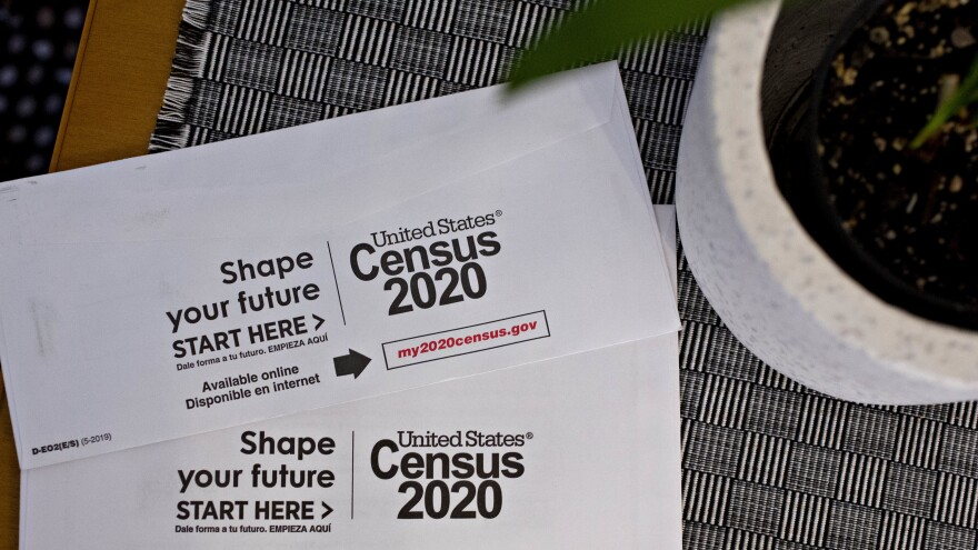 After delaying sending out door knockers because of the pandemic, the Census Bureau announced the first six areas of the U.S. where unresponsive households are set to get in-person visits starting July 16.