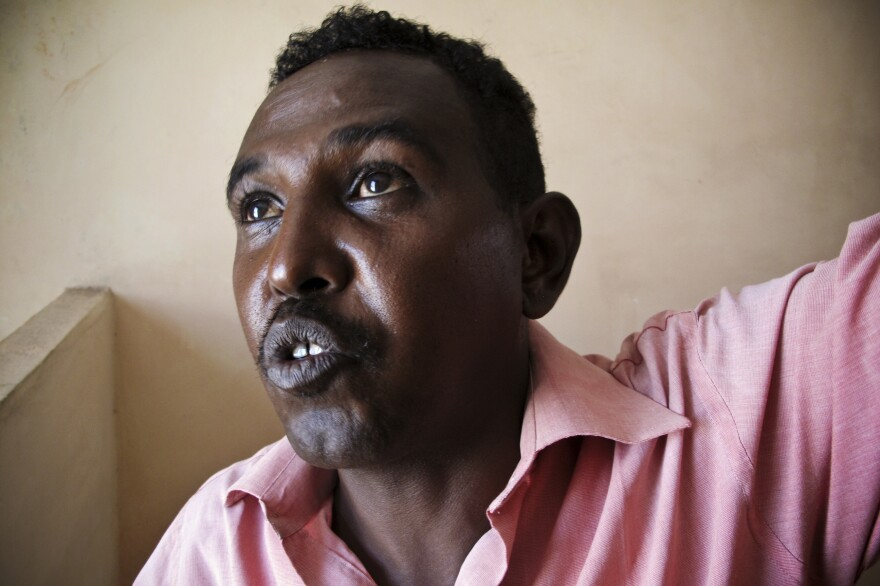 """The young people are passionate about this work,"" says Abdi Uud, Shabelle's news director. ""And if a person is passionate, he doesn't care if he is killed or not."""