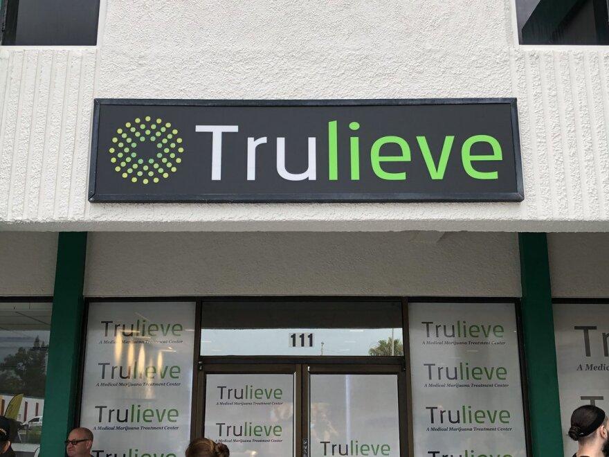Trulieve dispensary