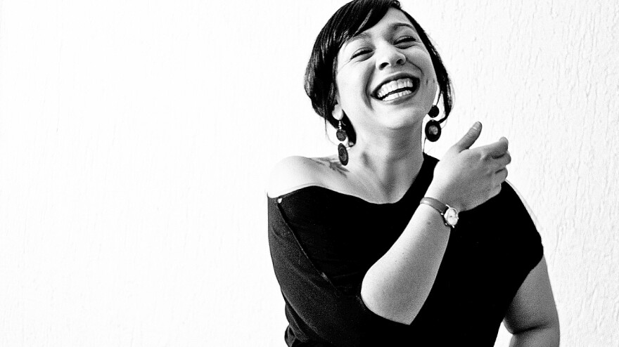 Mexican singer-songwriter Carla Morrison is up for Album of the Year at next week's Latin Grammy Awards.