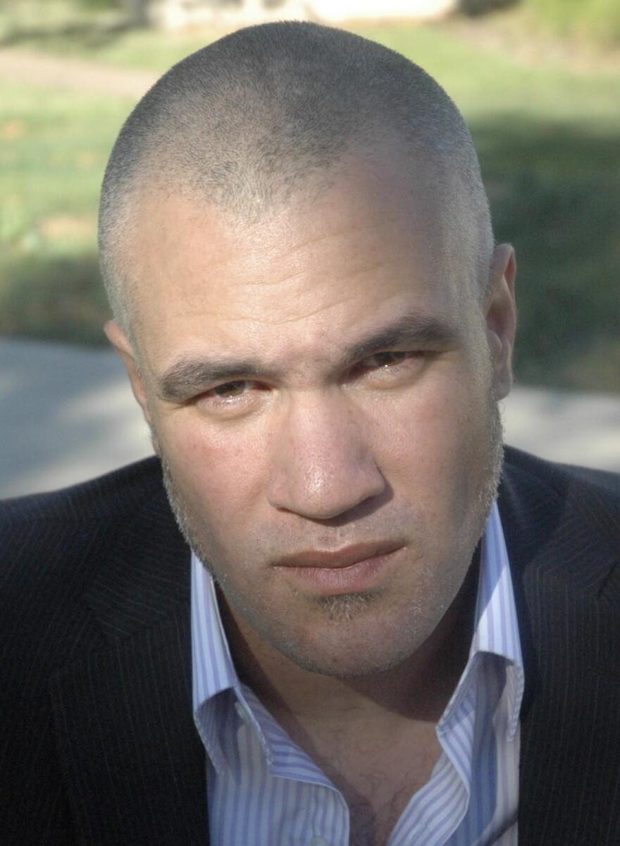 """Mat Johnson's books include <a href=""""http://www.npr.org/books/titles/408585487/loving-day"""" target=""""_blank"""">Loving Day</a><em>,</em> <a href=""""http://www.npr.org/books/titles/137872346/pym"""" target=""""_blank"""">Pym</a><em> </em>and the graphic novel <em>Incognegro</em>."""