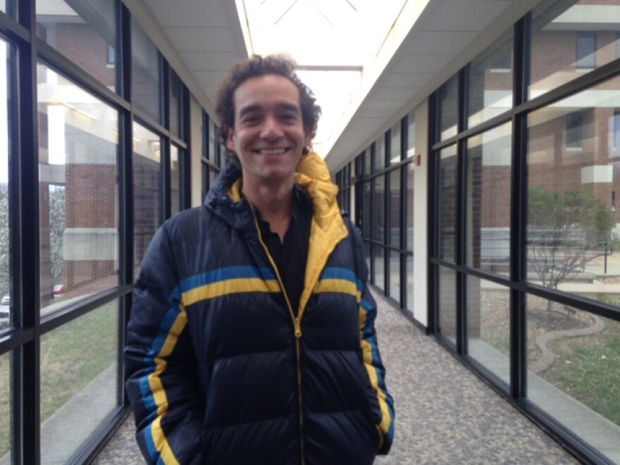 Criminologist Andreas Rengifo, of Rutgers University,