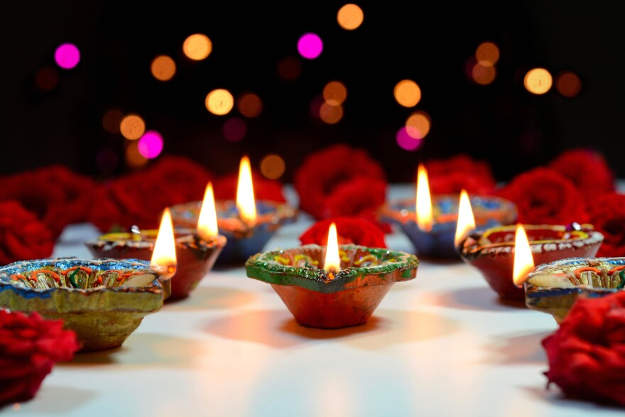 "Diwali is known as the ""festival of lights."" But really, it's more than that. It is a new year for Hindus across the globe. It symbolizes the victory of light over darkness, good over evil and knowledge over ignorance."