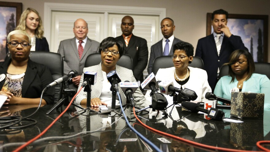 Sandra Bland's family announced Tuesday that they have filed a lawsuit in federal court in Houston.