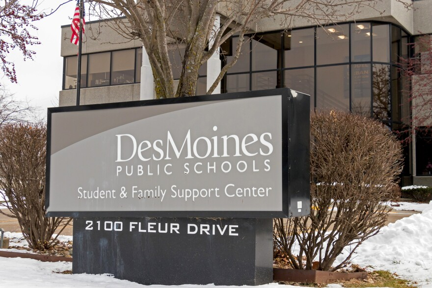 Des Moines Public Schools administrative offices