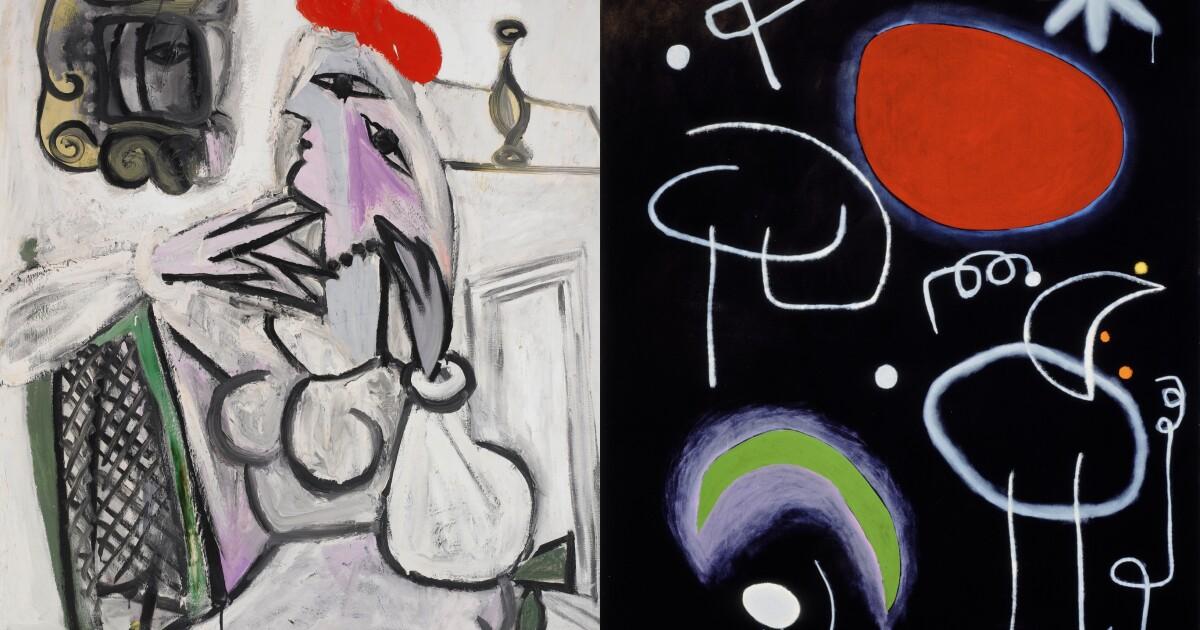 Emily Pulitzer donates treasure trove of art to the St. Louis Art Museum