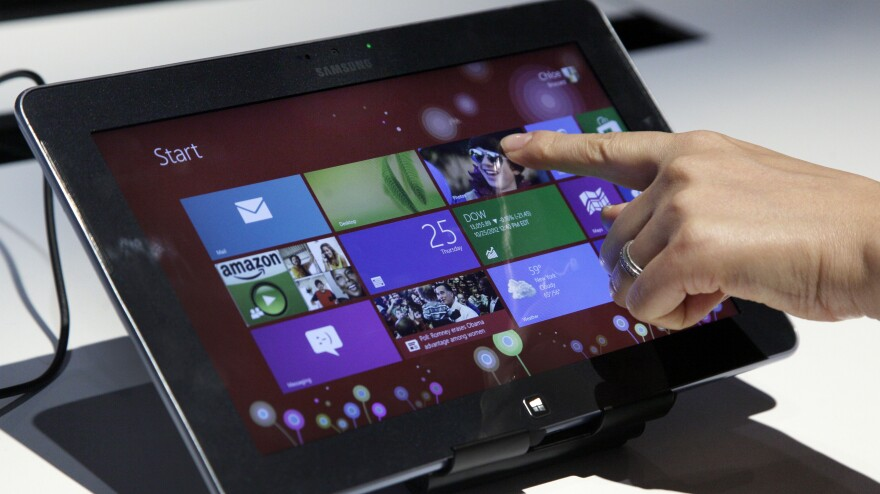 Microsoft's Windows 8 operating system was criticized when it was released last year for features some said didn't mesh with a desktop PC environment. The company has indicated that it will address some of those issues in an upcoming update.