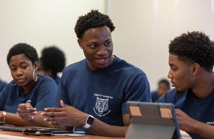 CSU will soon offer coding instruction through the HBCU C(2) initiative piloted at Tennessee State University.