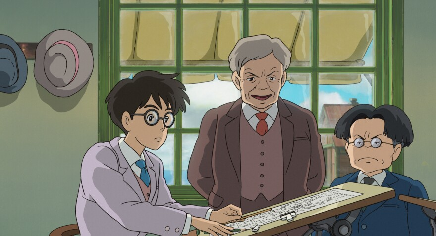 Hayao Miyazaki's <em>The Wind Rises </em>spans 30 years and centers on a young man who dreams of designing the perfect airplane in the early 1930s.