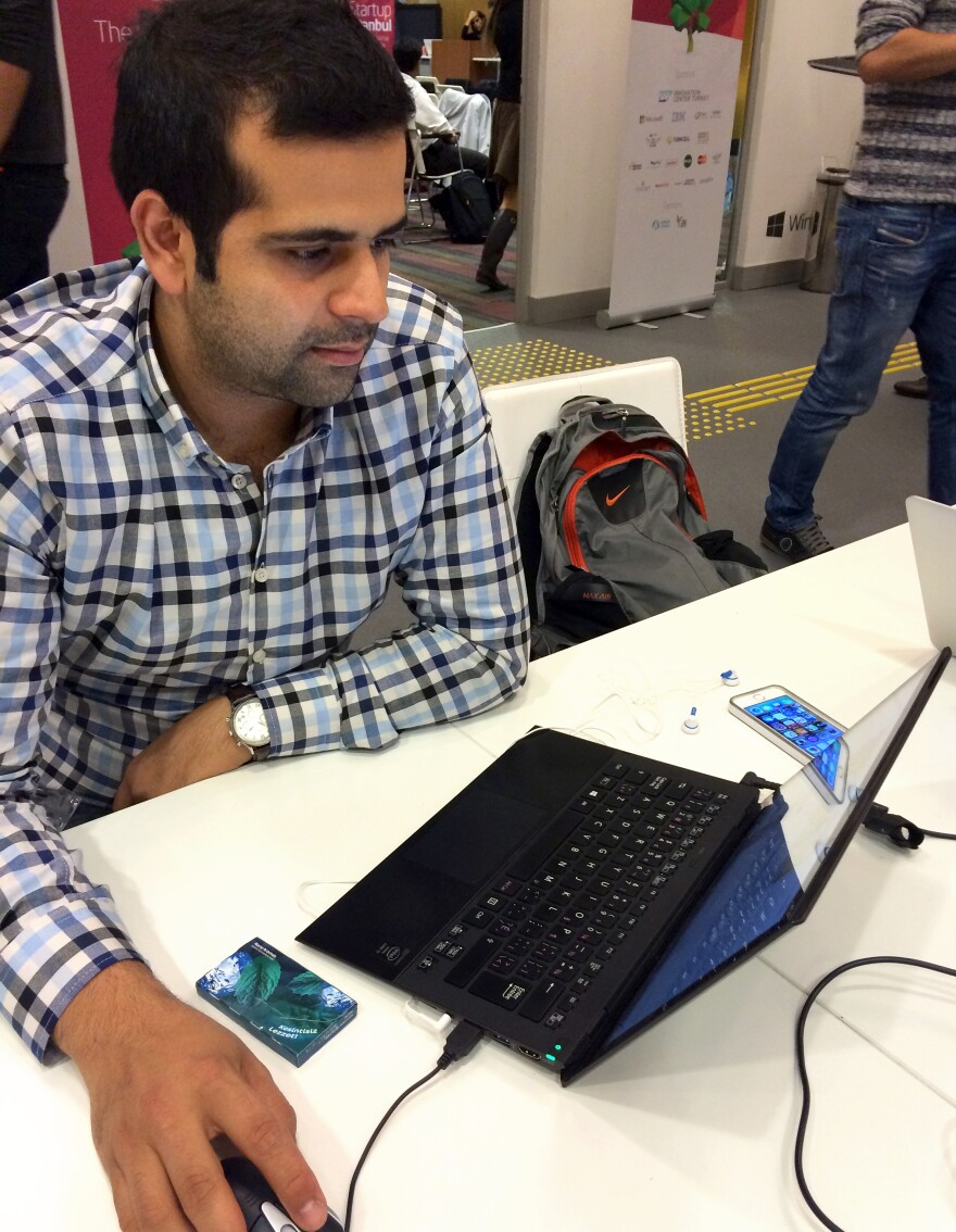 Mohsen Malayeri, the 29-year-old founder of Avatech Accelerator, is trying to build startup communities in Iran. He organized the trip to Istanbul, where an Iranian e-commerce company earned an honorable mention — trailing startups from Turkey, Belgium and Jordan.