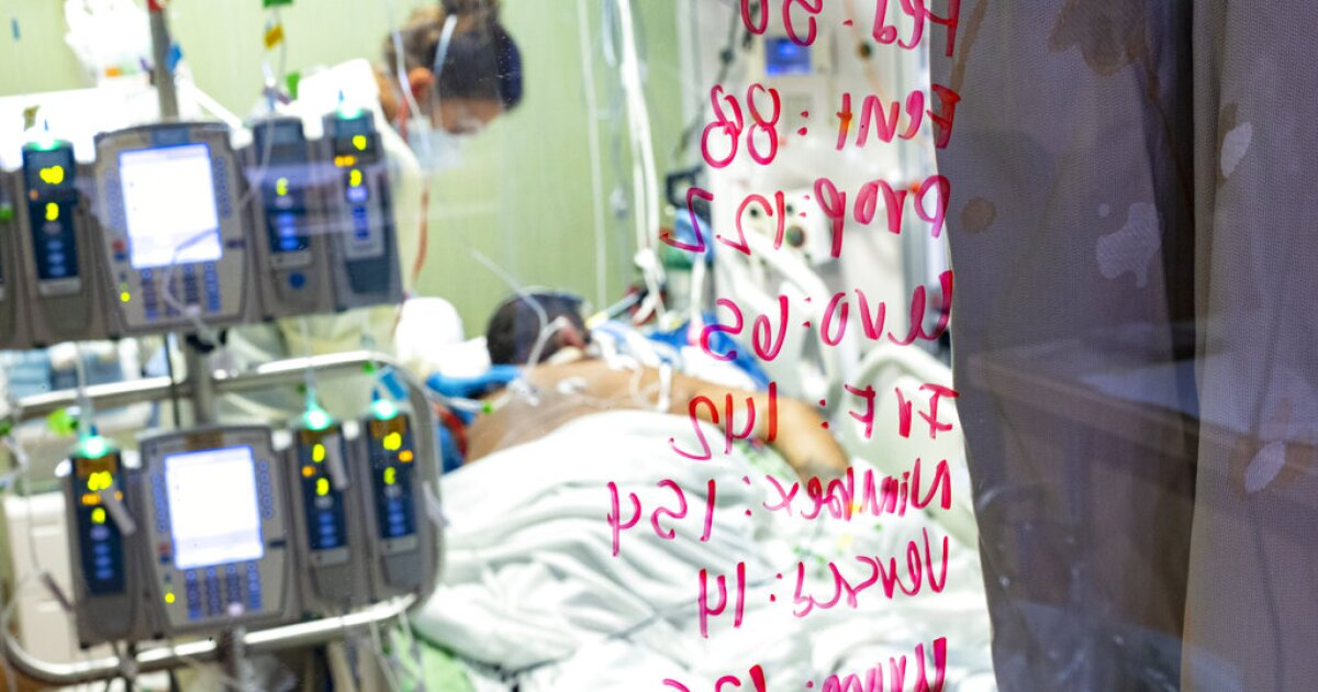 Doctors React To Idaho's Statewide Crisis Standards Of Care Activation While Hospitals Struggle