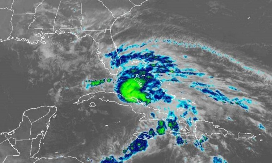 11-8 Tropical Storm Eta