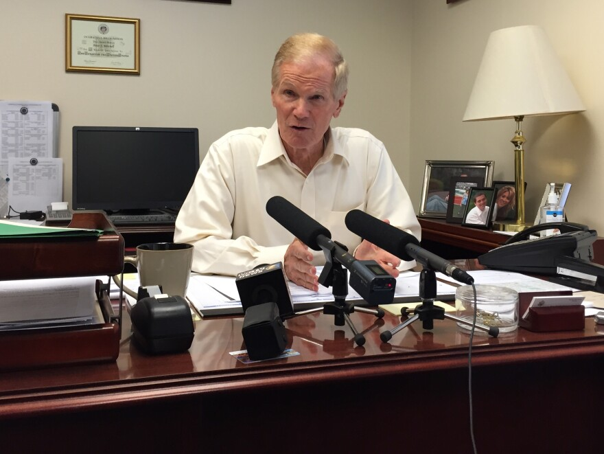 U.S. Sen. Bill Nelson (D-FL) says it's time for Florida to have an independent redistricting commission.