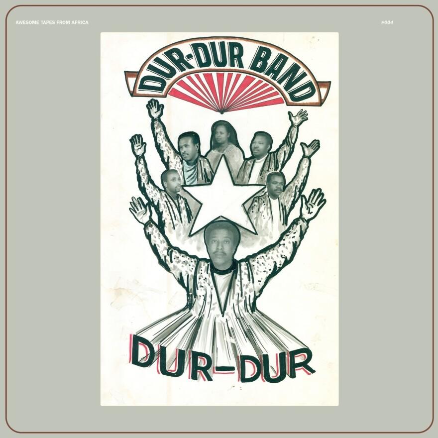 The cover image of Dur-Dur band's <em>Volume 5.</em>