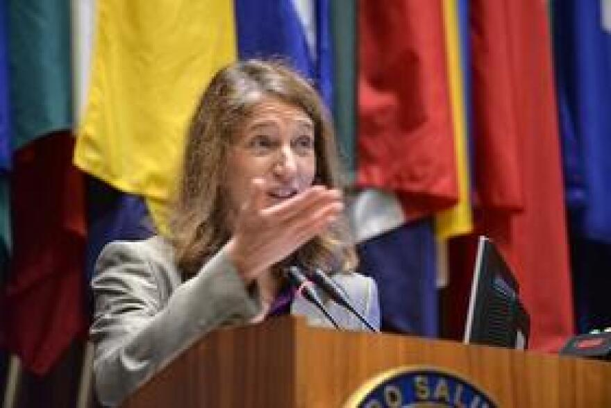 U.S. Health and Human Services Secretary Sylvia Burwell