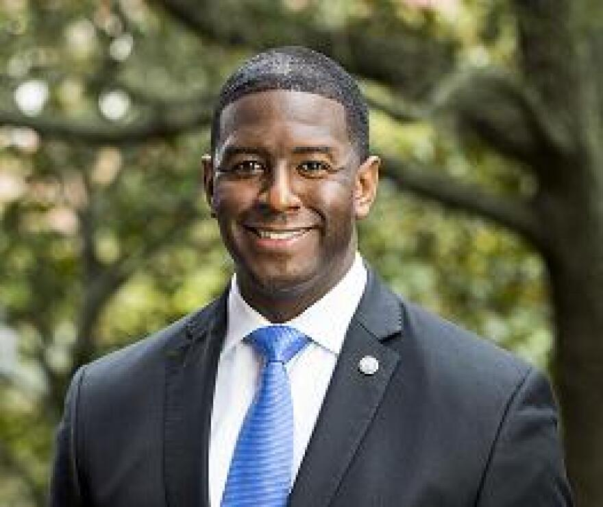 Tallahassee Mayor Andrew Gillum says the state's preemption rule goes too far.