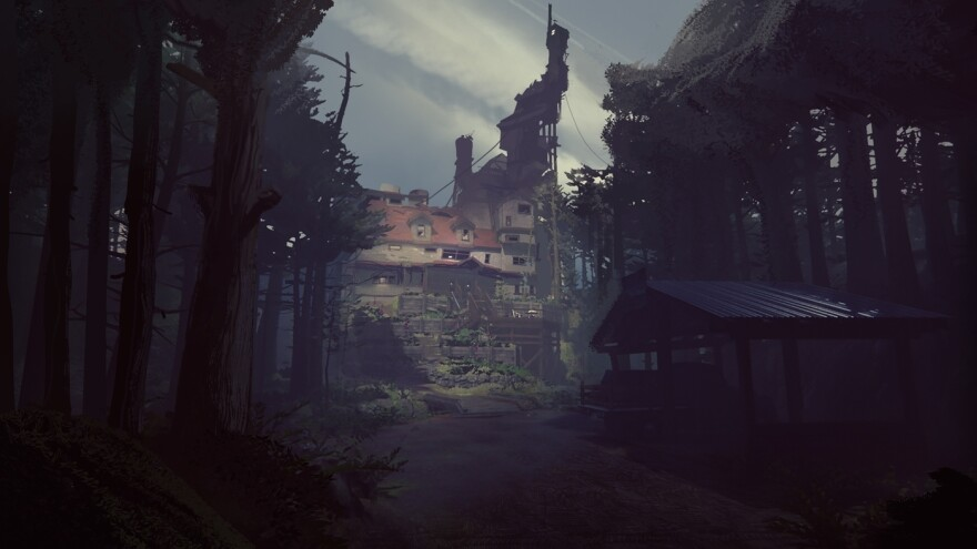 <em>What Remains of Edith Finch</em> is a time-hopping family tragedy that centers on a spooky old house.
