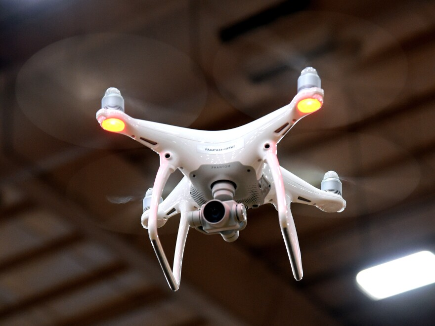 This holiday season, shoppers will buy nearly 1.6 million drones, up 31 percent from last year, according to the Consumer Technology Association.