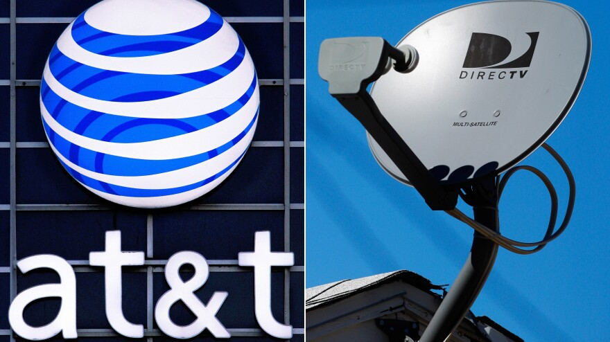 """""""I was scratching my head,"""" one analyst says of news that AT&T will acquire satellite TV company DirecTV for $48.5 billion in cash and stock, or $95 per share. Analysts are mixed in their reactions to the deal."""