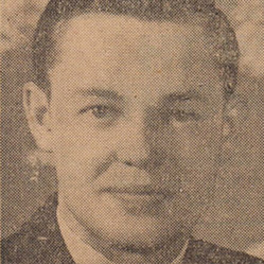 """Pvt. Arthur """"Bud"""" Kelder served as a dental assistant in the Army during World War II."""