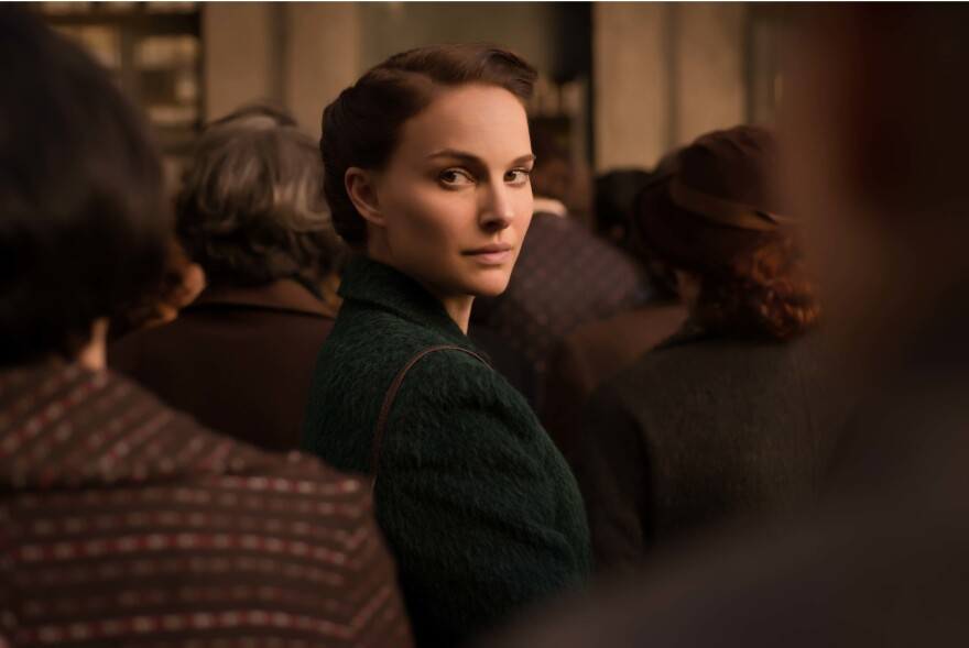 In the 10 years it took Natalie Portman to adapt Amos Oz's autobiographical novel, <em>A Tale of Love and Darkness,</em> she grew into the role of the lead character, Fania — the mother of young Amos, who has immigrated to Palestine from Eastern Europe.