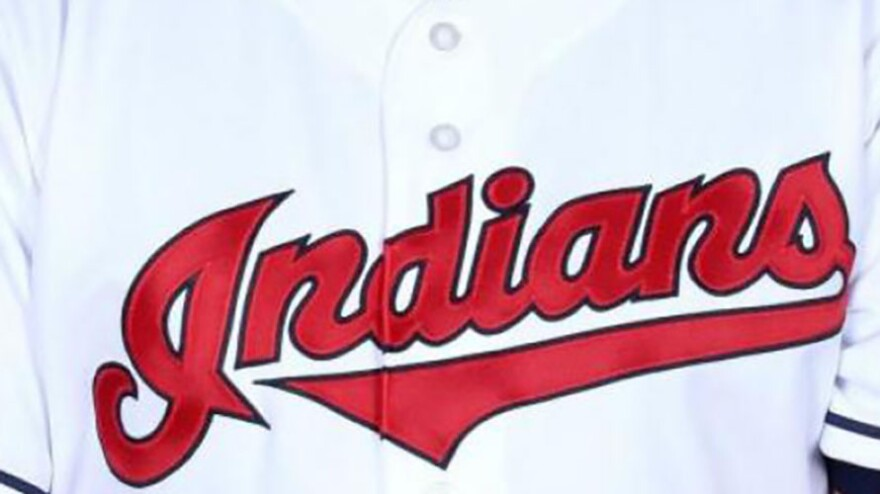 a photo of a Cleveland Indians jersey