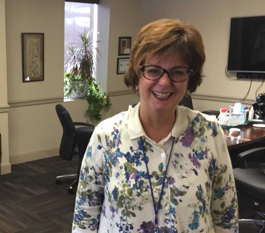 Health Commissioner Donna Skoda