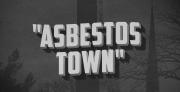 Asbestos Town logo series page