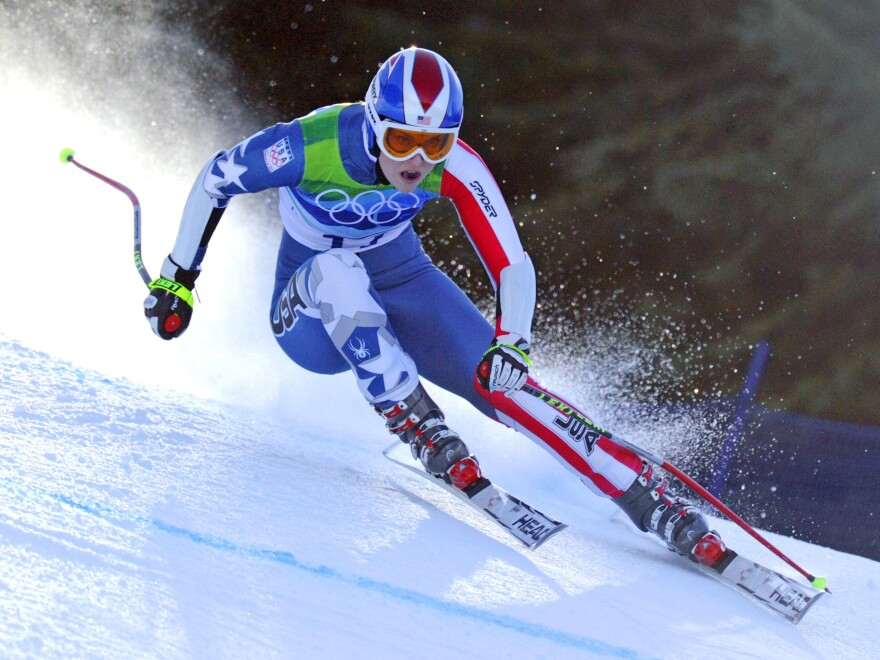 Lindsey Vonn had her most successful Olympics in 2010, when she won gold in the downhill and bronze in the super-G at the Vancouver Games.