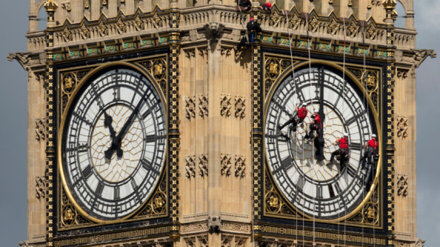 Clocks around the world, like Big Ben, will have an extra second added tonight.
