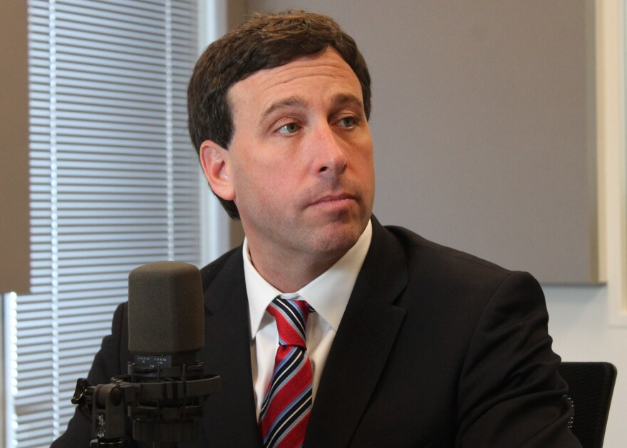 St. Louis County Executive-elect Steve Stenger said his transition into his new office is going much more smoothly than last week.