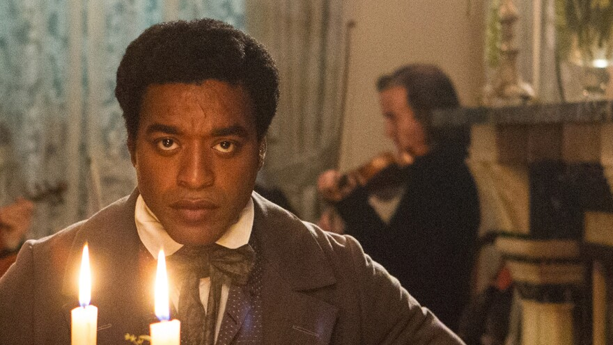 Chiwetel Ejiofor as Solomon Northup in Steve McQueen's <em>12 Years a Slave</em>. It could become a classic.