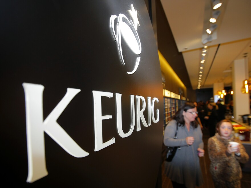 Keurig is recalling 7 million Mini Plus Brewing Systems, with the model number K10 (previously identified as B31).