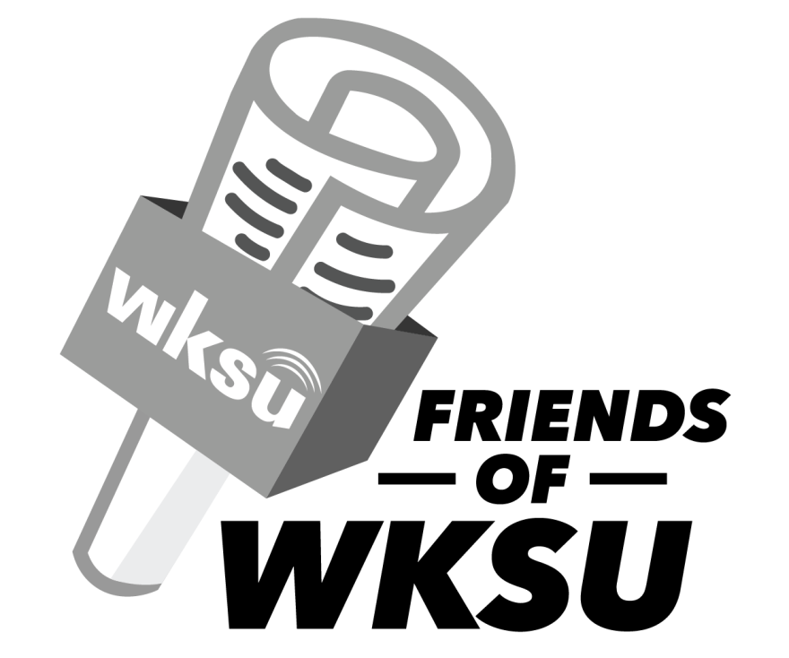Friends of WKSU Logo