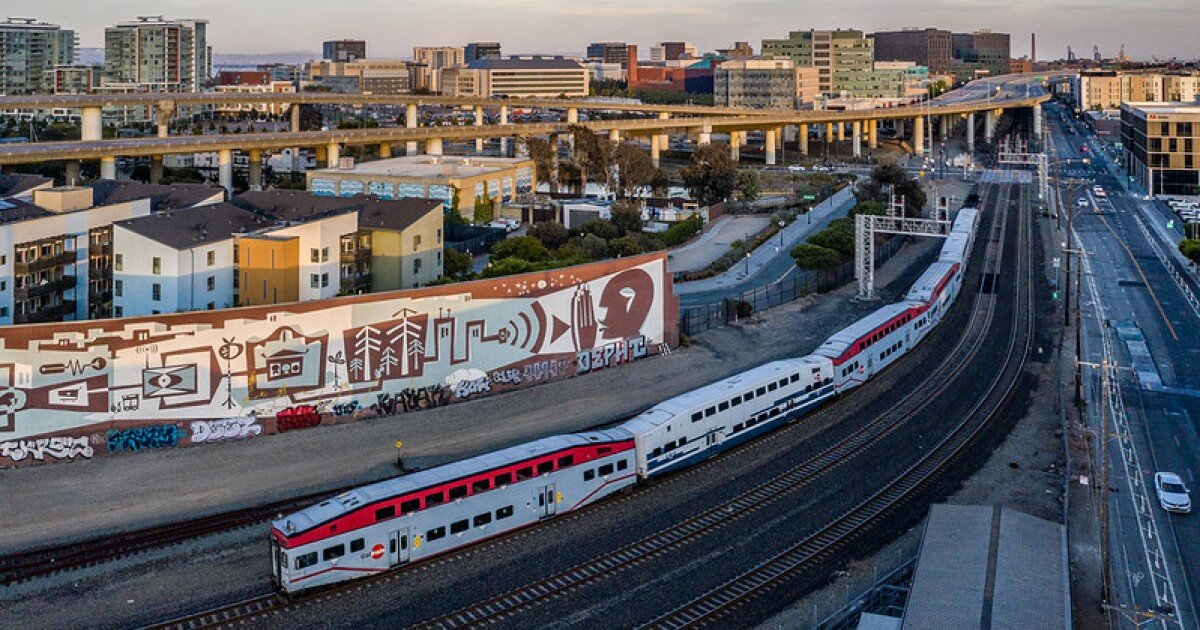 Caltrain Seeks Public Input On Proposed Fare Changes