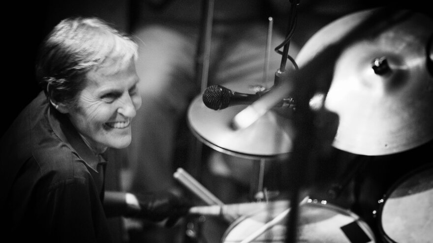 Though he began his career as a drummer for The Band, Levon Helm kept working long after the group's dissolution. The documentary <em>Ain't in It for My Health </em>captures his final years as a working musician.
